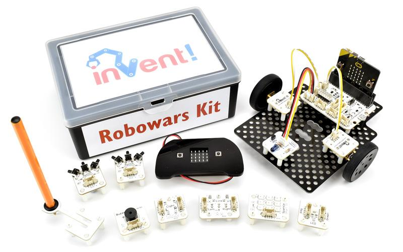 Robowars Kit